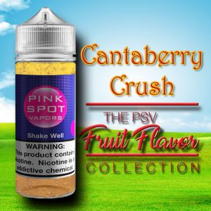 Cantaberry Crush Flavor