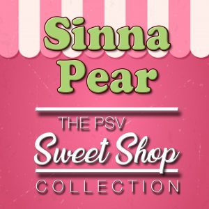 Sinna Pear Flavor | Tobacco-Free Nicotine