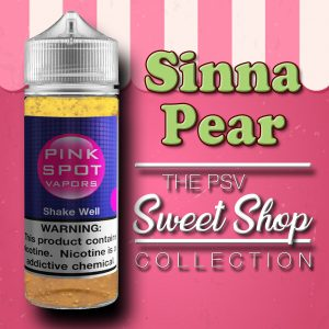 Sinna Pear Flavor