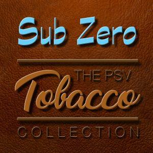 Sub Zero Flavor | Tobacco-Free Nicotine