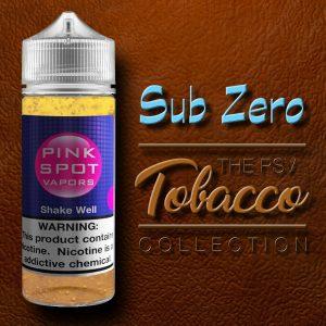 Sub Zero Flavor