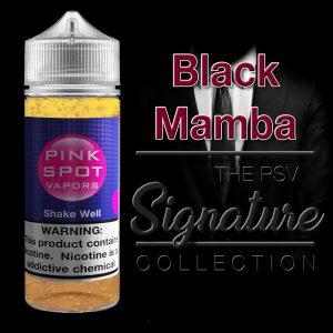 Black Mamba Flavor