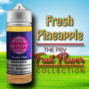 Fresh Pineapple Flavor