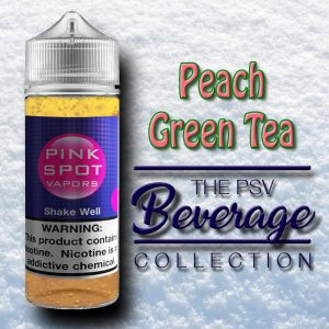 Peach Green Tea Flavor