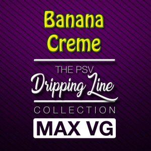 Banana Creme Flavor Drip Line | Tobacco-Free Nicotine