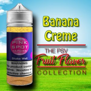 Banana Creme Flavor