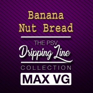 Banana Nut Bread Flavor Drip Line | Tobacco-Free Nicotine