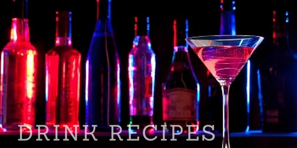 Drink Recipes to match your favorite eJuice