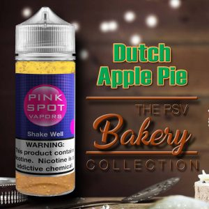 Dutch Apple Pie Flavor