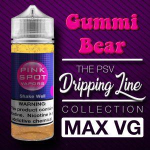 Gummi Bear Flavor Drip Line