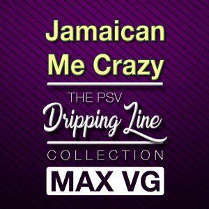 Jamaican Me Crazy Flavor Drip Line | Tobacco-Free Nicotine