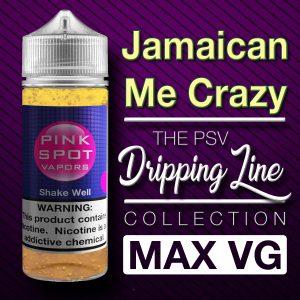 Jamaican Me Crazy Flavor Drip Line