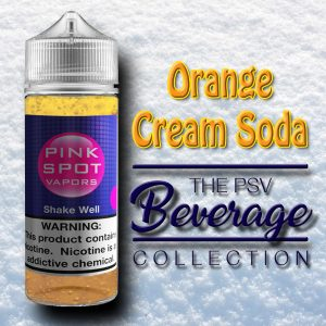 Orange Cream Soda Flavor