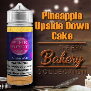 Pineapple Upsidedown Cake Flavor