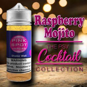 Raspberry Mojito Flavor