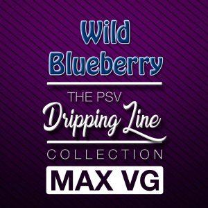 Wild Blueberry Flavor Drip Line | Tobacco-Free Nicotine