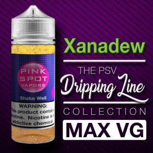 Xanadew Flavor Drip Line