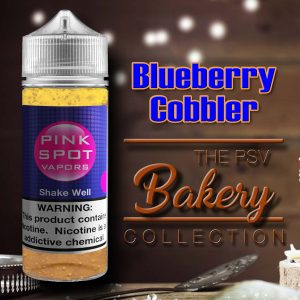 Blueberry Cobbler Flavor