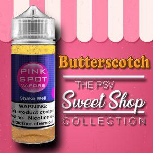 Butterscotch Flavor