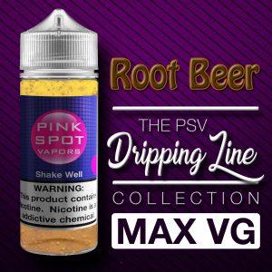 Root Beer Flavor Drip Line