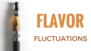 Flavor Fluctuations | Why does my e-juice taste weird?