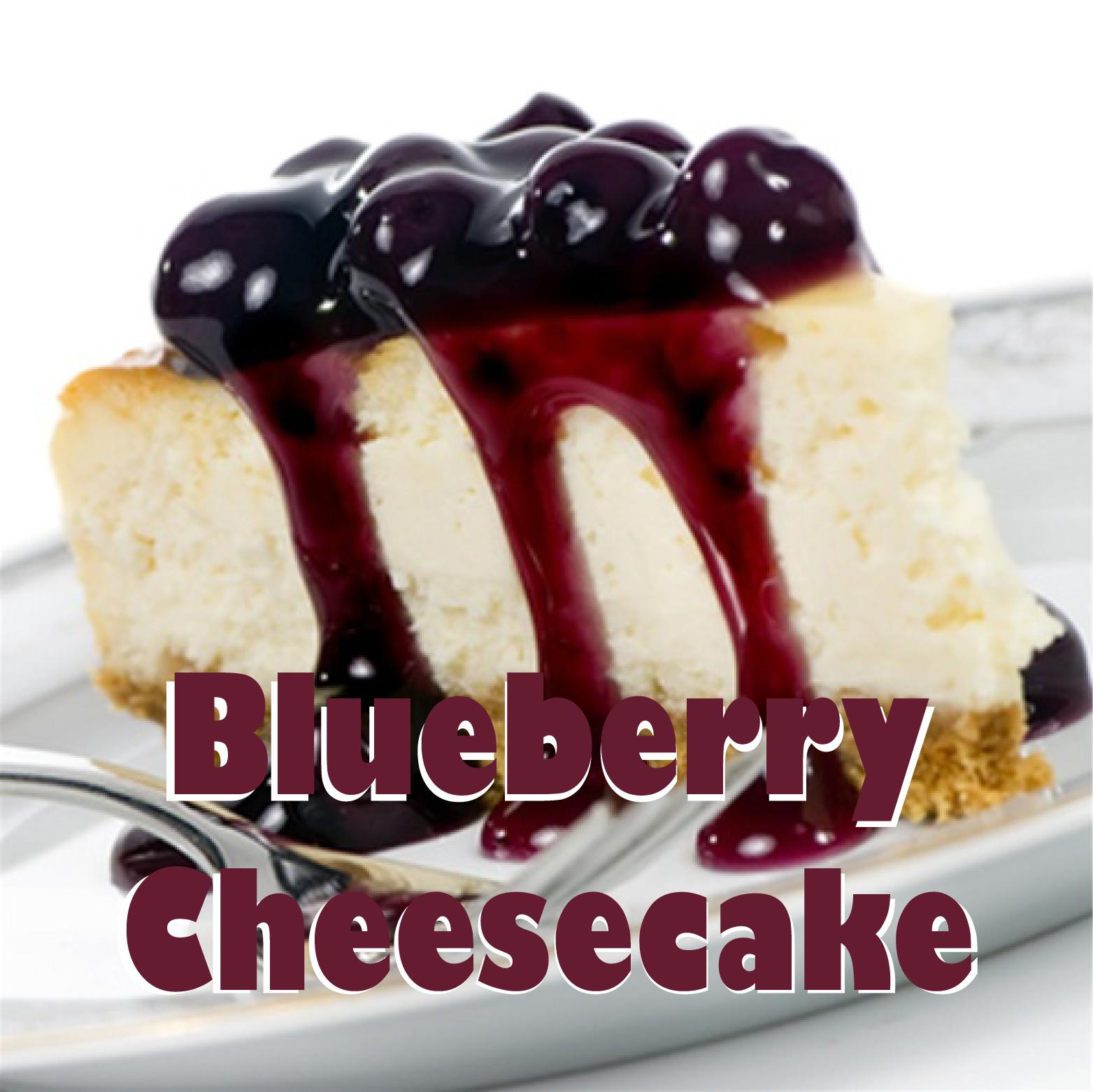 Blueberry Cheesecake Flavor