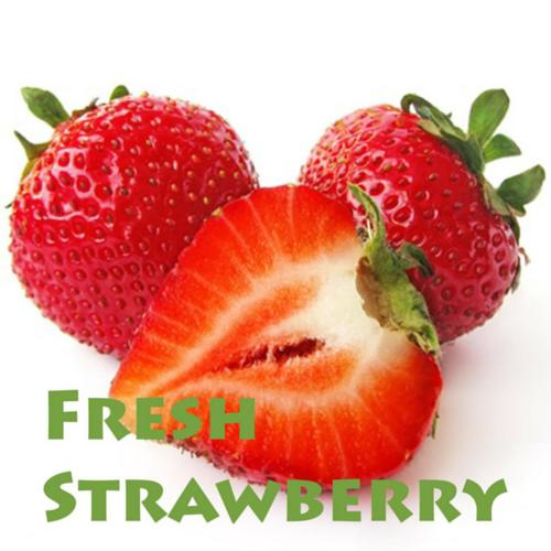 Fresh Strawberry Flavor