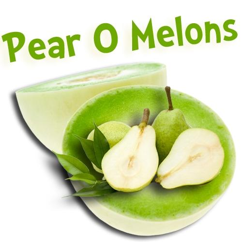 Pear O Melons Flavors