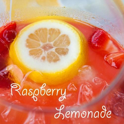Raspberry Lemonade Flavor