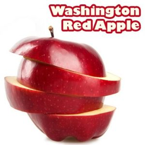 Washington Red Apple Flavor