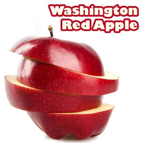 Washington Red Apple Flavor