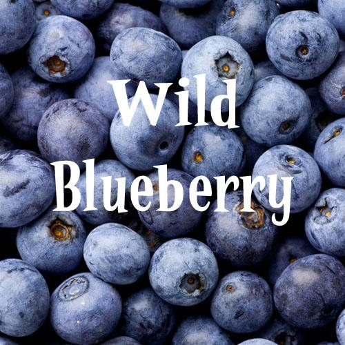 Wild Blueberry Flavor