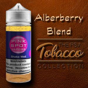 Alberberry Blend Flavor