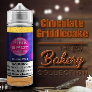 Genesis Series: Chocolate Griddlecake