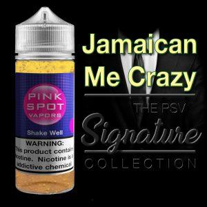 Jamaican Me Crazy Flavor