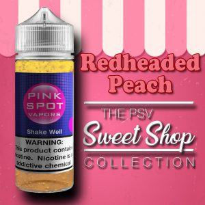 Genesis Series: Redheaded Peach