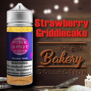 Genesis Series: Strawberry Griddlecake