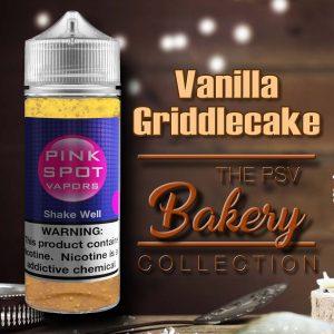 Genesis Series: Vanilla Griddlecake