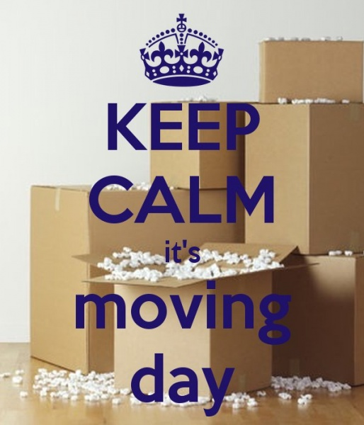Moving Day – Part Four