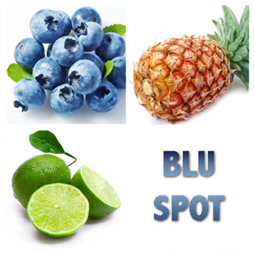 NIC SALTS Blu Spot Flavor