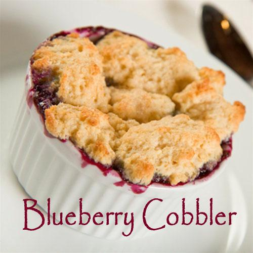 NIC SALTS Blueberry Cobbler Flavor