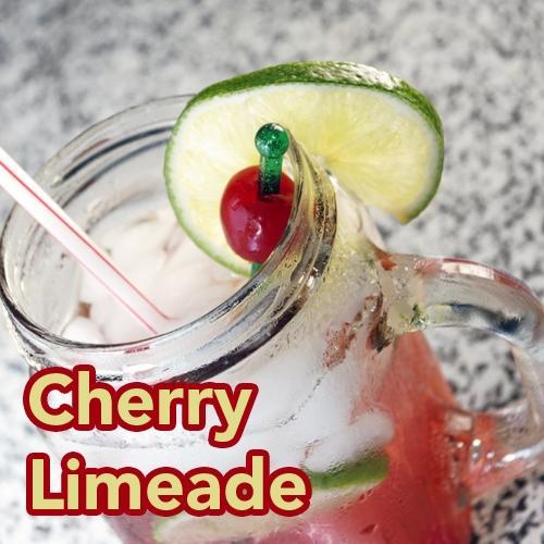 NIC SALTS Cherry Limeade Flavor