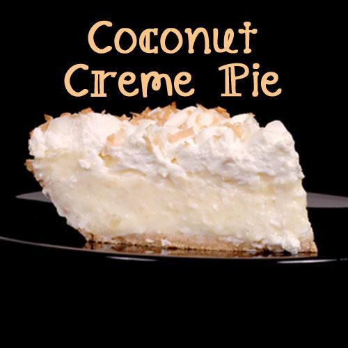NIC SALTS Coconut Creme Pie Flavor