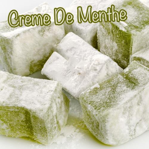 NIC SALTS Creme De Menthe Flavor