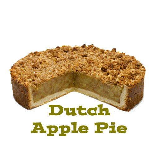 NIC SALTS Dutch Apple Pie Flavor