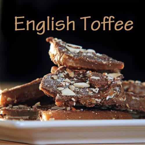 NIC SALTS English Toffee Flavor