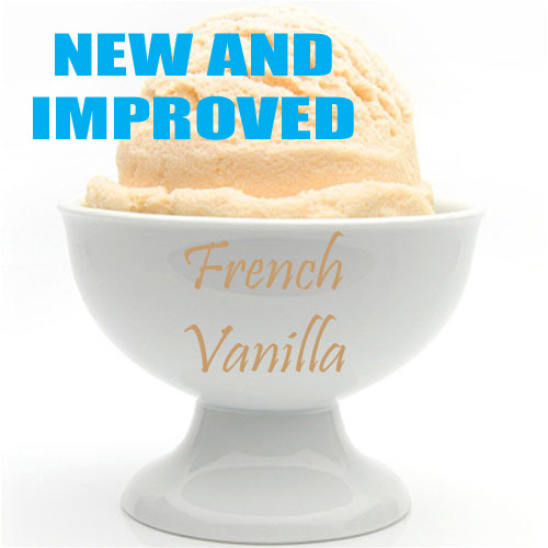 NIC SALTS French Vanilla Flavor
