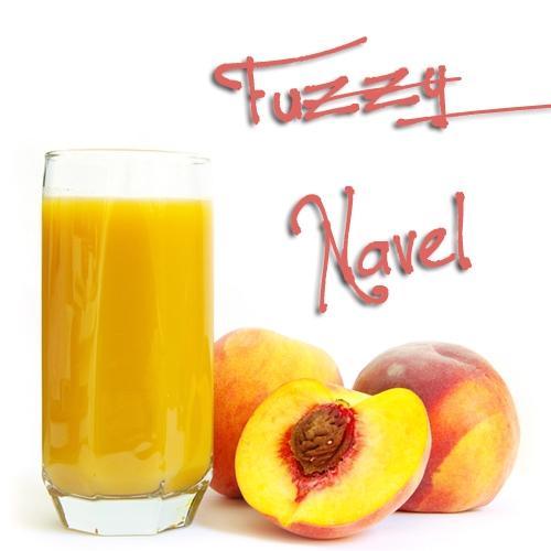 NIC SALTS Fuzzy Navel Flavor