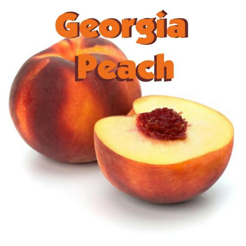 NIC SALTS Georgia Peach Flavor