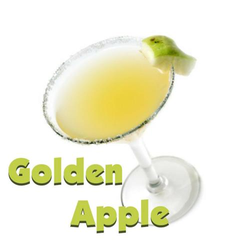 NIC SALTS Golden Apple Flavor